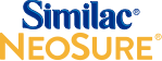 Similac Neosure Product Logo in Provider Page